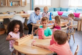 daycare and montessori